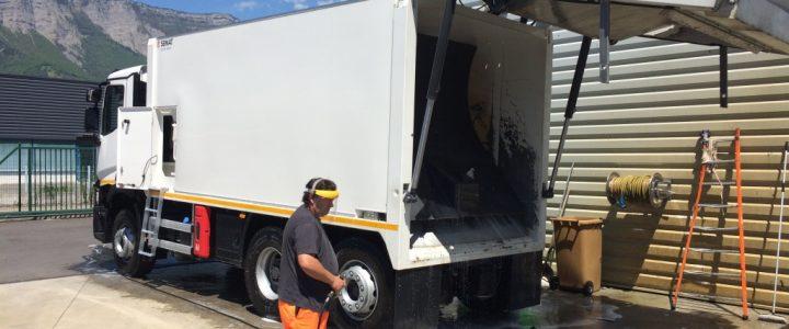 Nouvelles formations dédiées aux bennes à ordures ménagères